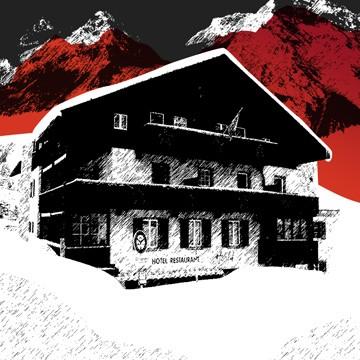 Das Hotel Hold überarbeitet für das Etikett | The Hotel Hold revised for the label