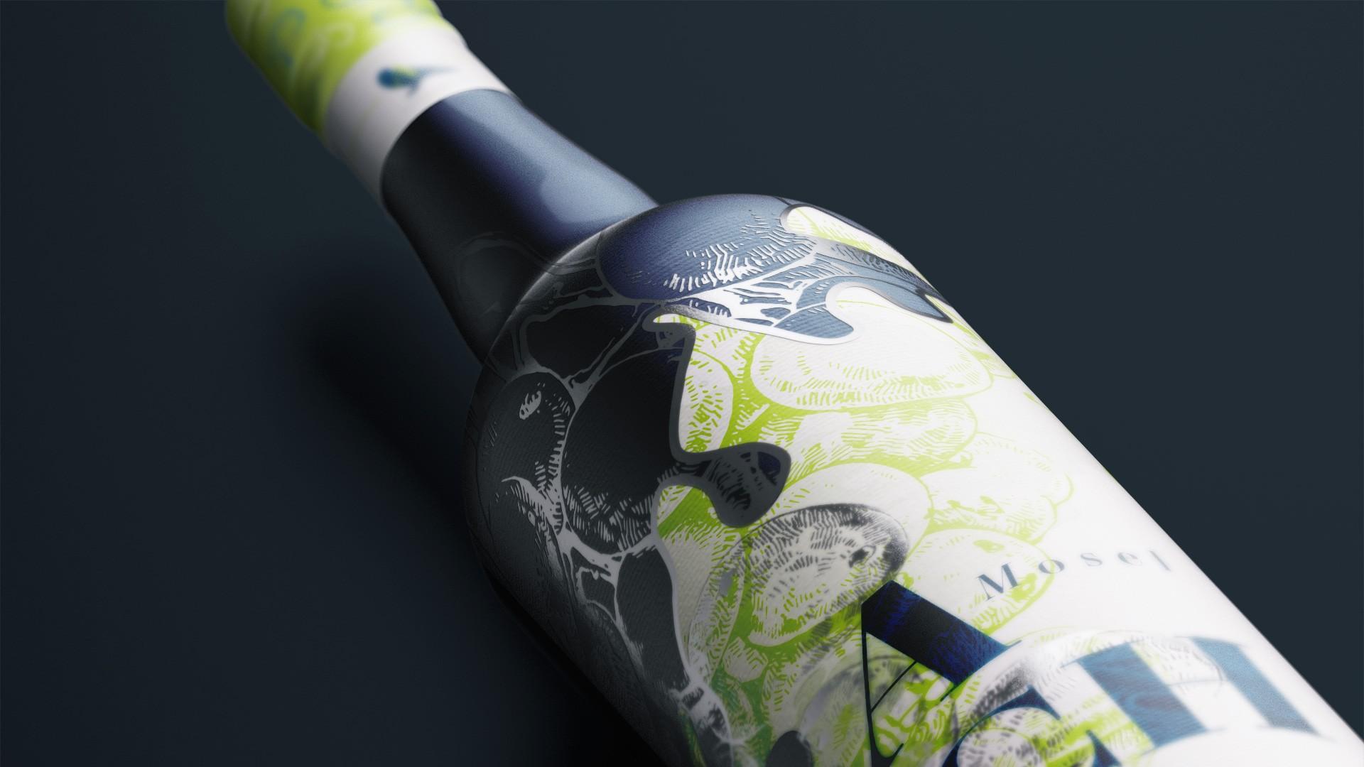 Projekt | Storytelling im Etiketten-Design | Markenentwicklung, Verpackungsdesign